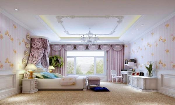 家和装饰告诉你墙纸与地板怎么搭配?