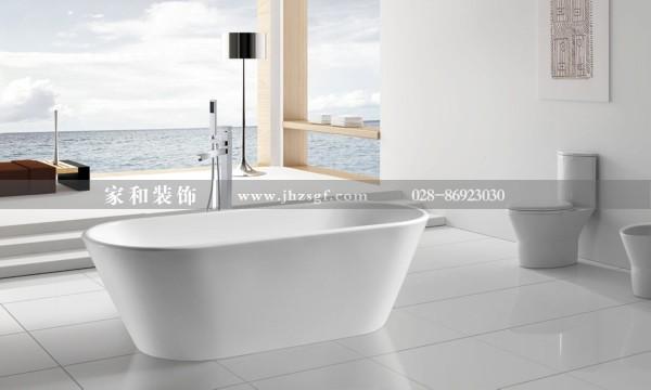 浴缸学问多,家和装饰提醒您选购需谨慎