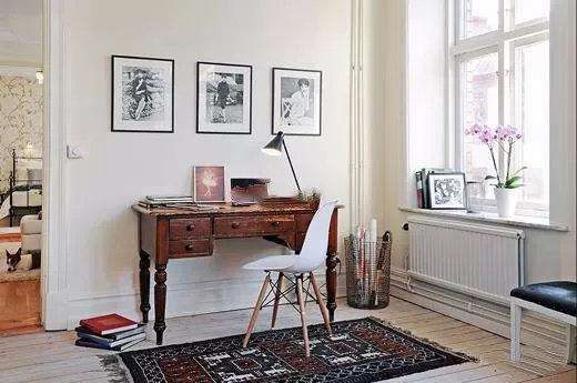 最大化利用空间,在家给自己打造一个办公区——成都家和装饰