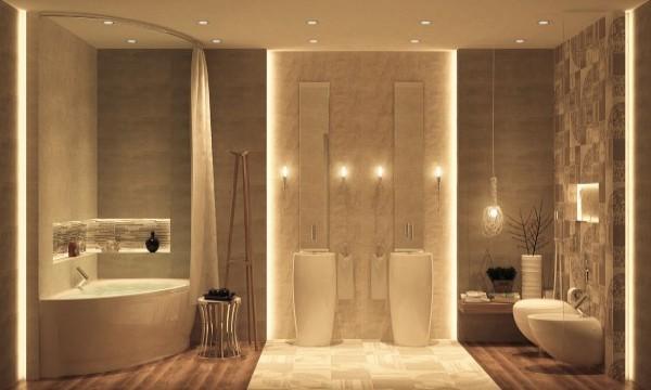 成都装修公司告诉你,浴室装修要注意这五点