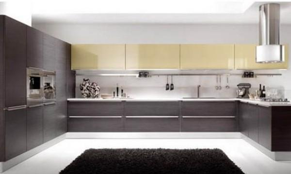 成都家庭装修为您介绍铝合金橱柜门的注意事项