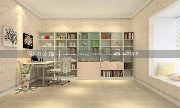 如何装修出书房的功能和特点