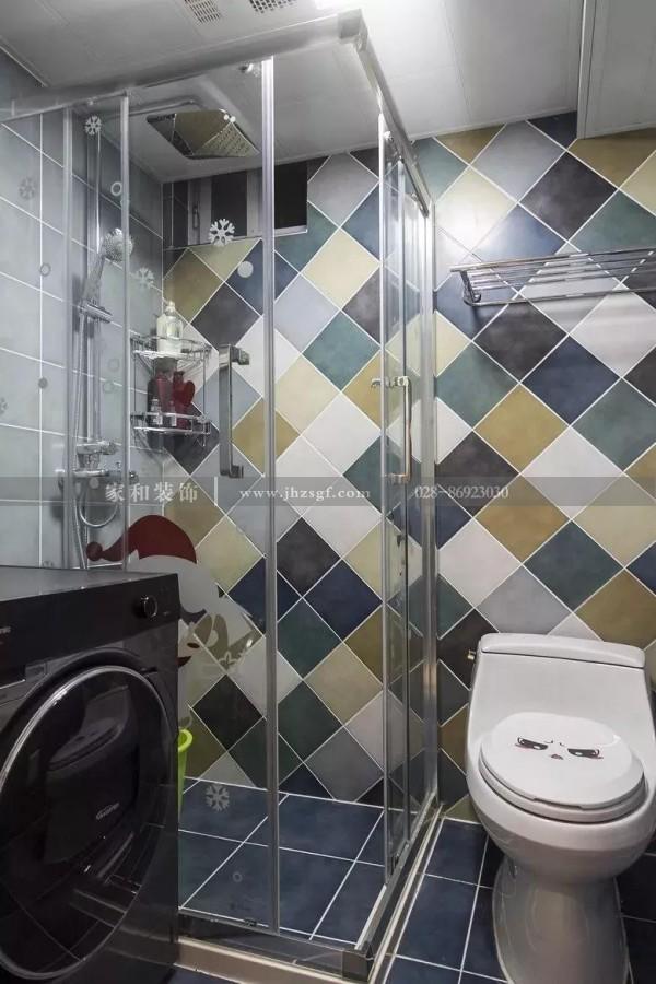要选购淋浴隔断了,还不知道隔断有哪几种?不慌,家和装饰来告诉你