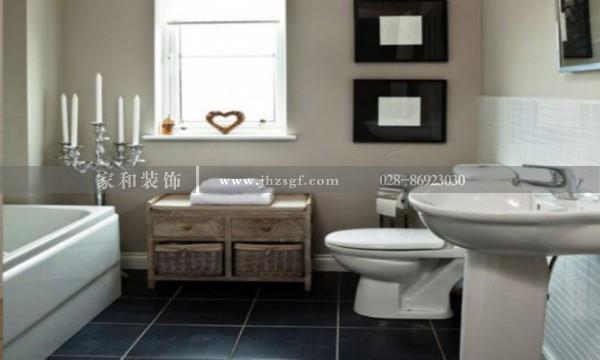 成都家庭装修为你讲解卫浴洁具的安装工艺