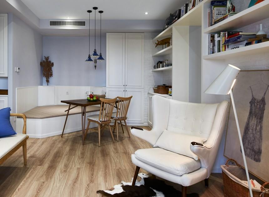 成都装修公司教你室内装修深色调和浅色的空间设计