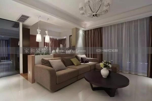 客厅沙发除了依靠墙体摆放,还可以怎么摆放呢?答案都在这里