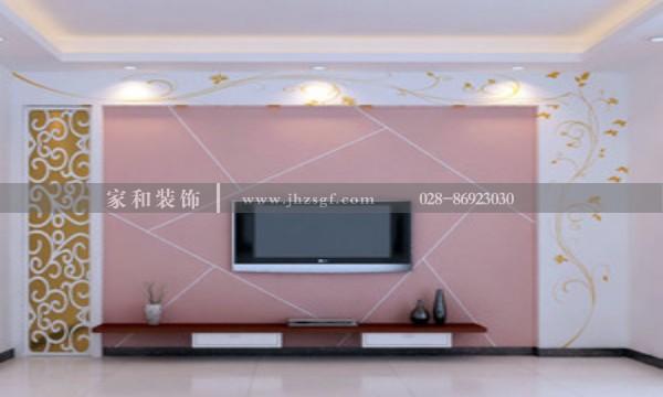 家和装饰告诉你用硅藻泥装修背景墙效果好不好?