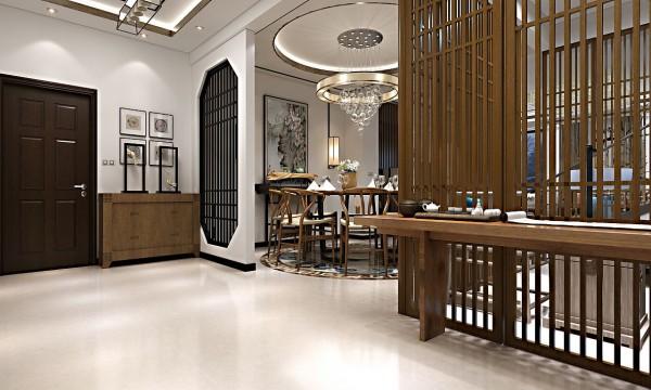 成都家庭装修告诉你中式设计重新流行是中国重回大国地位的明证