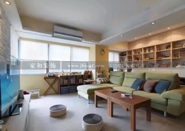 成都装修公司推荐室内装修设计中的L型沙发的三种摆放方法