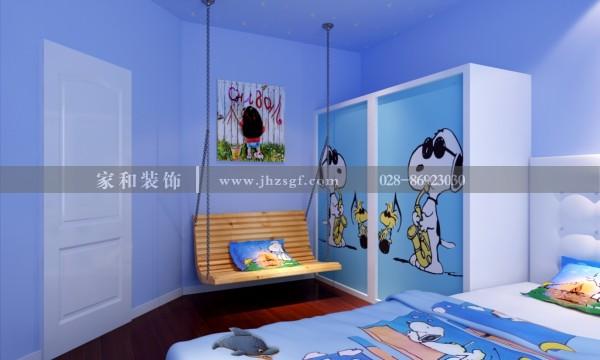 给孩子一个舒适的家