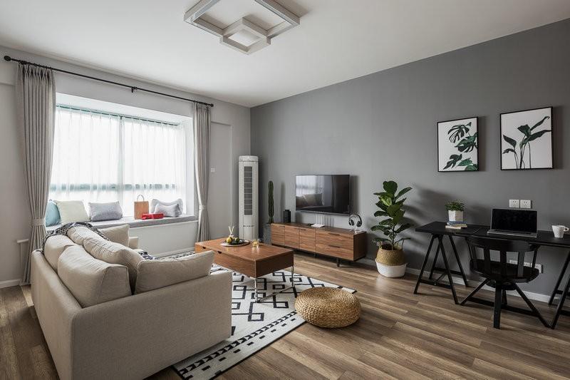 家和装饰提示你强化木地板的选购原则及特性