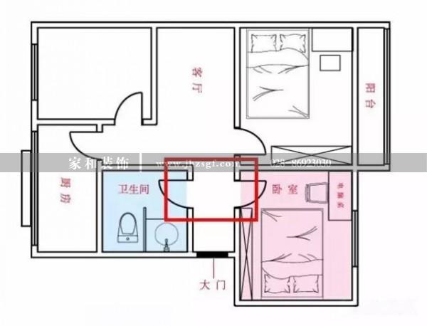 成都家庭装修:怎么来化解门对门的风水问题?成都装修公司推荐悄悄告诉你