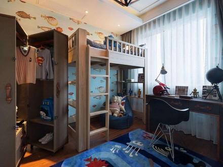 成都装饰公司总结儿童房装修的几大要素给孩子一个美好的童年