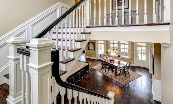 成都旧房改造为您介绍别墅跃层必不可少的楼梯扶手的详细规范和要求