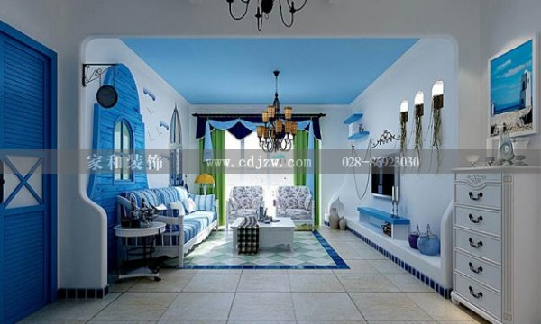 家和装饰解说具有代表性的装修风格的特点
