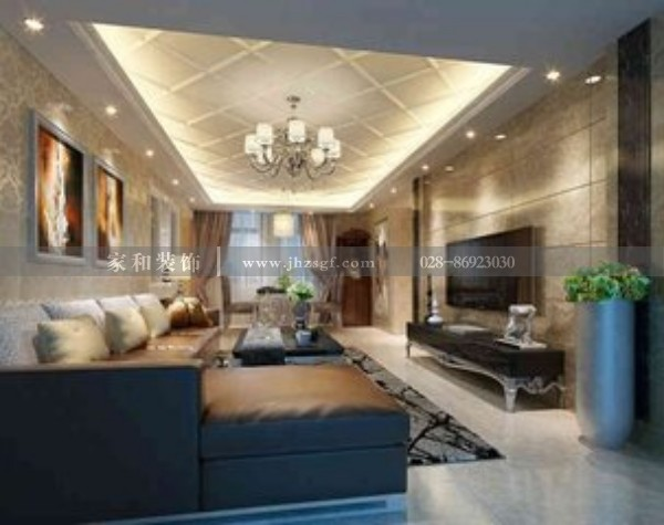 成都家庭装修:为啥就自己家里的室内装修预算超支?真相在这里