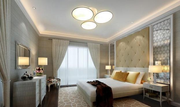 家和装饰告诉你卧室灯具也有风水禁忌