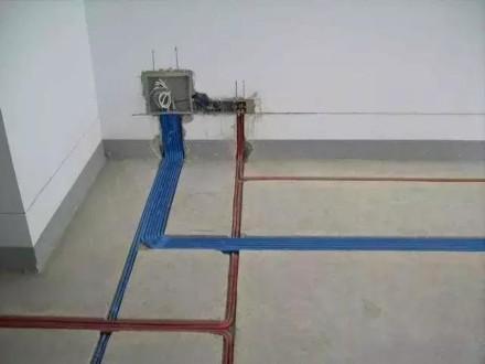 房屋水电成都装修公司哪家好老电工都是这样装懊悔没早点知道