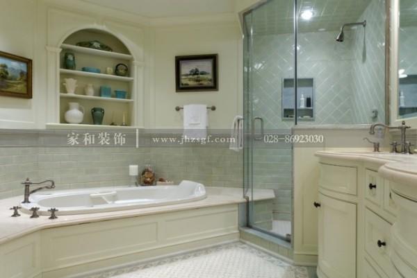 淋浴房的玻璃收口怎么来处理比较好?这是成都家庭装修听说过比较全面的答案