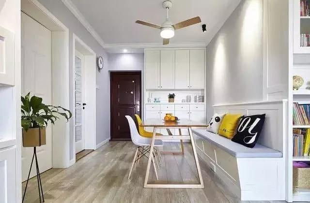 住宅面积小?成都装修公司前十名告诉你怎么设计实用的入门空间