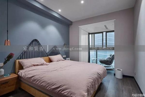 家里卧室这样装修让人倍感舒适,给你和家里人一个休息放松的空间