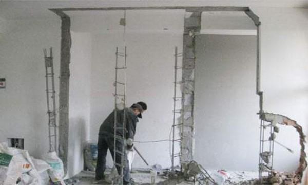 花一样的钱享受不一样的房屋面积?成都旧房改造跟您聊聊拆改墙体的注意事项