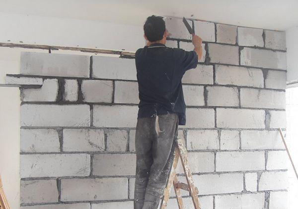 看完才知不容易!成都旧房改造小编为您介绍泥瓦工的施工验收标准