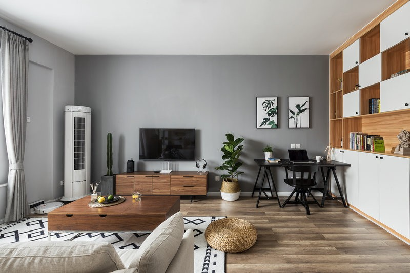 家和装饰告诉你轻钢龙骨石膏板隔墙及轻钢龙骨安装流程