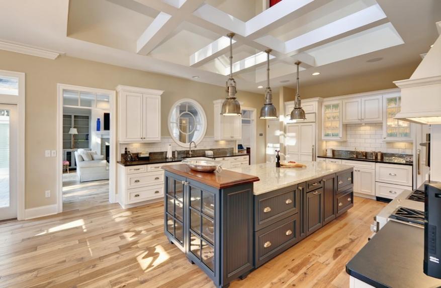 成都旧房改造认为小户型的厨房可以这样做,保证用的又美又好看又实用