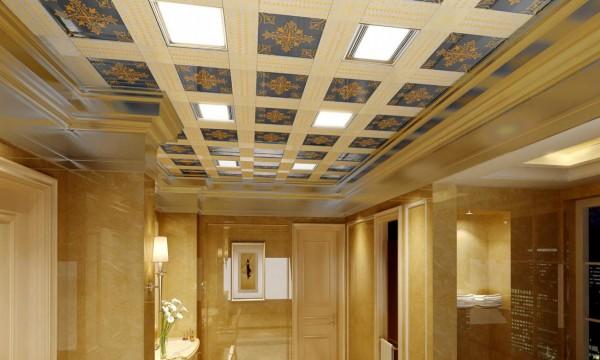 成都旧房改造为您介绍吊顶的质量控制标准