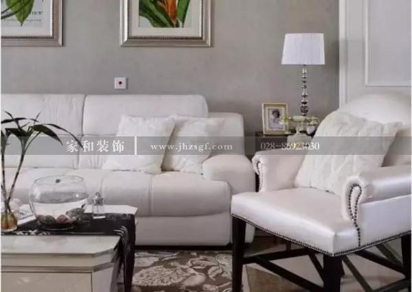 要想客厅沙发选的好,成都装修公司提醒您一定要注意这5个技巧~