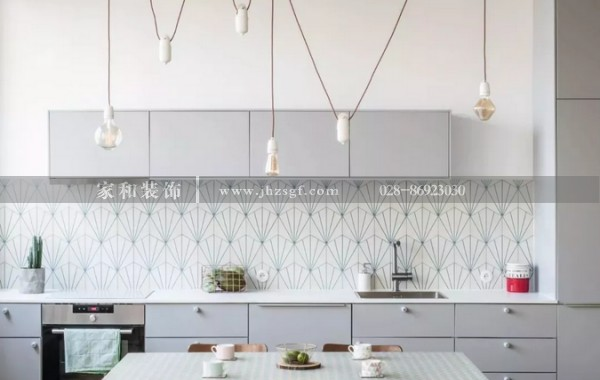 选择有设计感的瓷砖,家和装饰让瓷砖也成为家里有设计的亮点