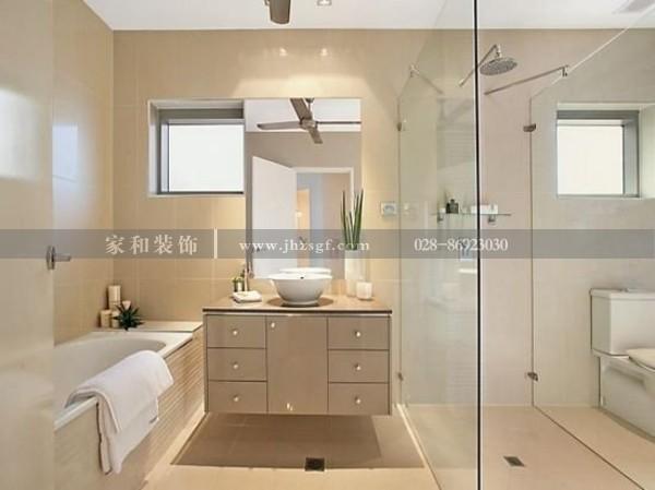 成都家庭装修带您了解卫浴间改造的4个重点知识