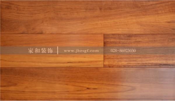 成都装饰公司:实木地板的组装方法和铺装方式,业主们可以了解一下