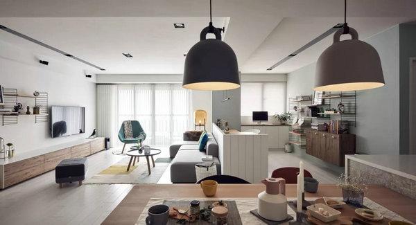 成都家庭装修小编告诉你北欧风格沙发的特点