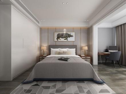 怎样打造一个漂亮的卧室成都装饰教你只需要这一步