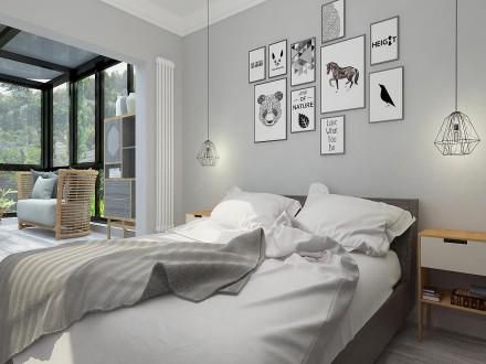 卧室装修时乳胶漆颜色要怎么配色才好看成都装修告诉你答案
