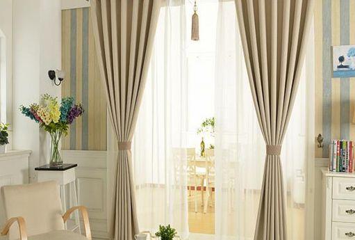 窗帘该如何选择?-家和装饰