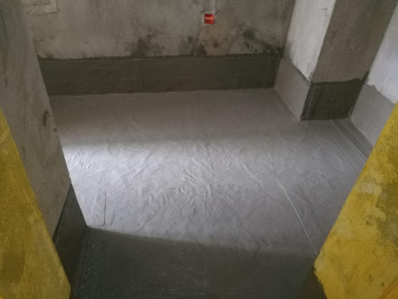 嘉年华新生活施工图片——厨卫防水