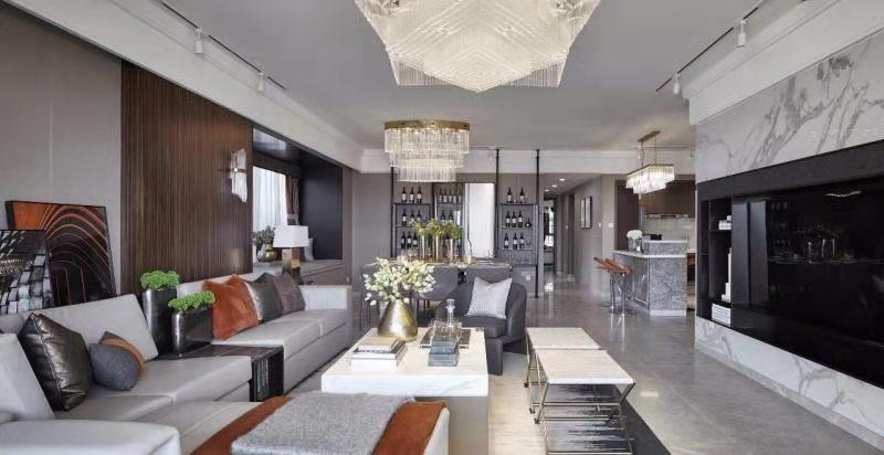 我的房子我做主——誉峰360㎡大平层精装房改造,唤醒新生活!