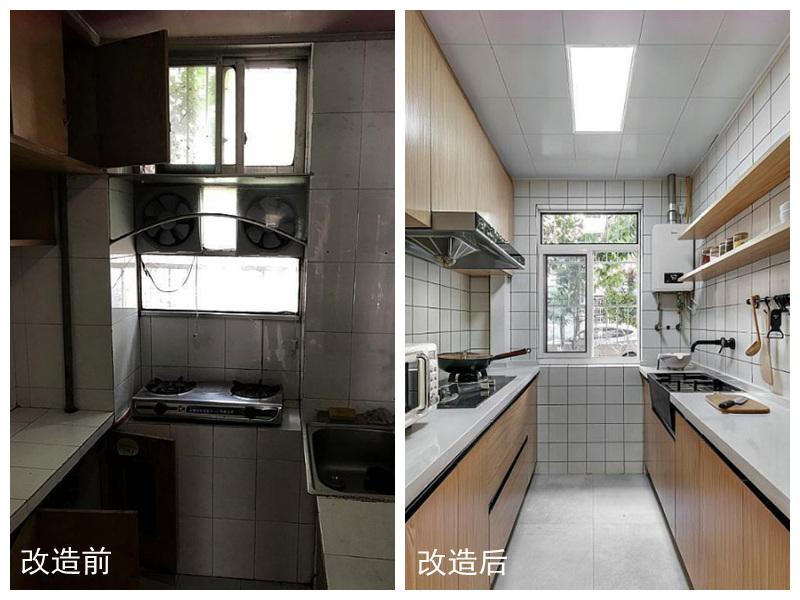 成都旧房老房翻新改造的装修_家和装饰
