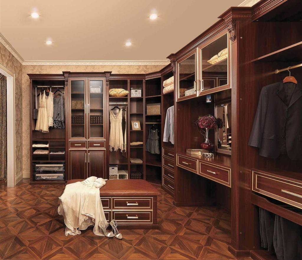 衣柜不够放?步入式衣帽间必须安排上!