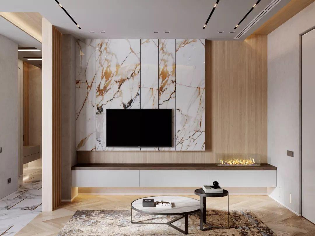 背景墙装修设计多些小巧思,细节成就精致家居!