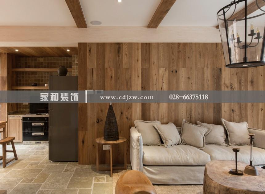嘉年华国际日式五居210㎡万博app官方下载ios案例