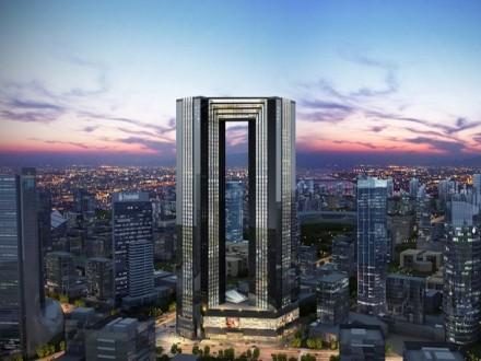 WFC环球金融中心