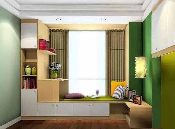 你家飘窗是这样设计的吗成都装修总结飘窗设计