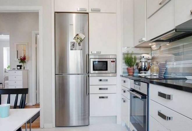 成都装修公司告诉你冰箱占位置?那是你不懂嵌入式冰箱!