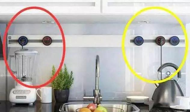 成都装修公司提示厨房的插座还能这样安,又涨知识了!