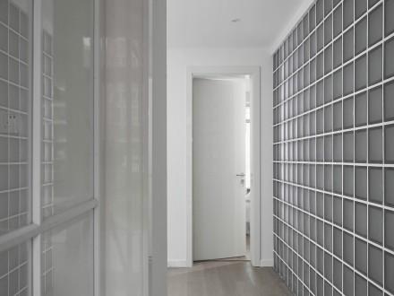 玻璃隔断华丽转身,成都装修中让你的家更有质感