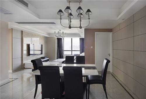 成都装修公司前十强这样的现代简约风格客厅设计的太美了